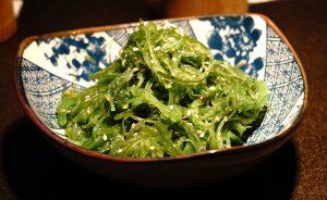 Wakame-salade